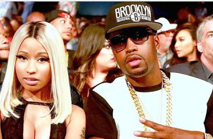 Nicki Minaj and Safaree Samuels