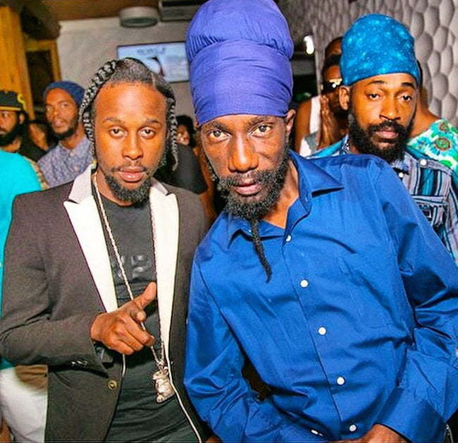 Popcaan and Sizzla