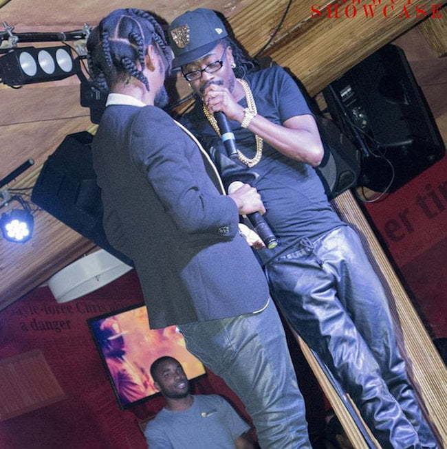Popcaan beenie man album launch