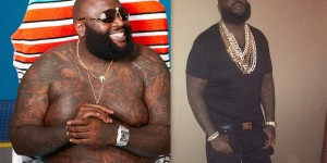 Rick Ross Dramatic Weight Loss Will Shock You