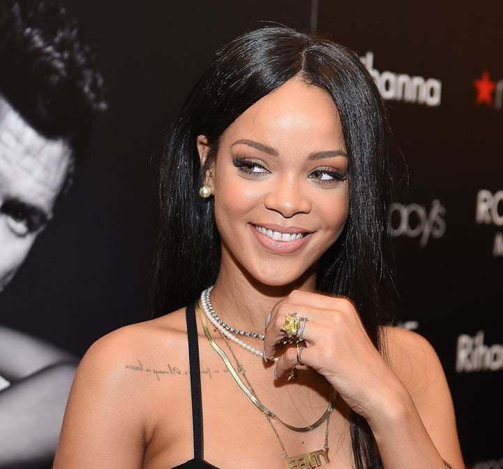 Rihanna 2015 photo