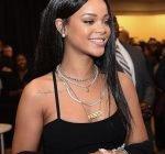 Rihanna fragrance launch
