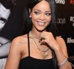 Rihanna rogue men launch