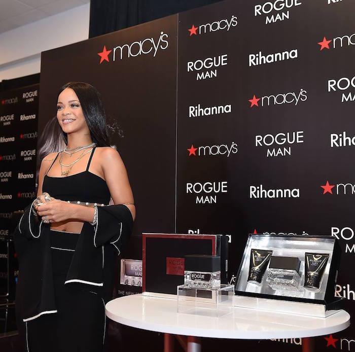 Rihanna rogue men