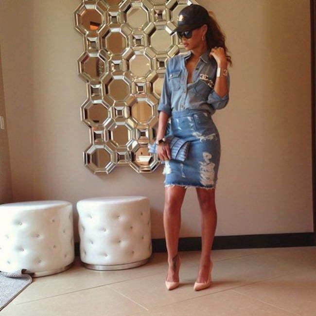 Rihanna style 1