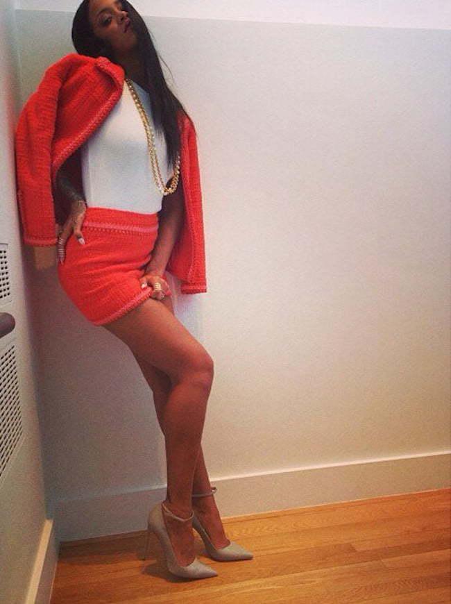 Rihanna style 2