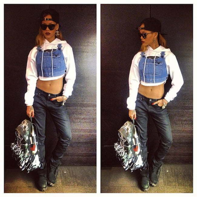 Rihanna style 3