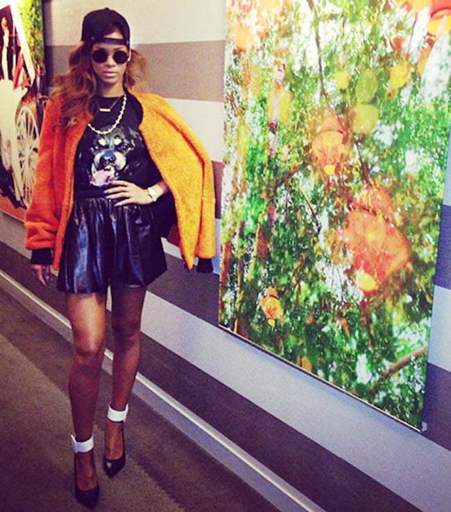 Rihanna style 6