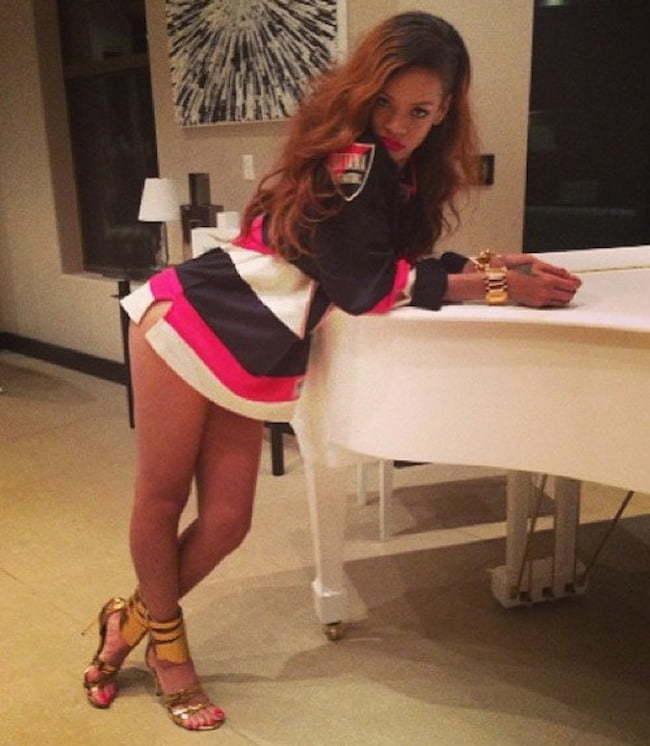 Rihanna style 8