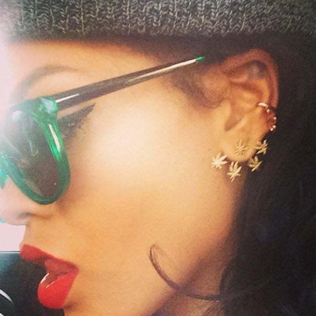 Rihanna style 9