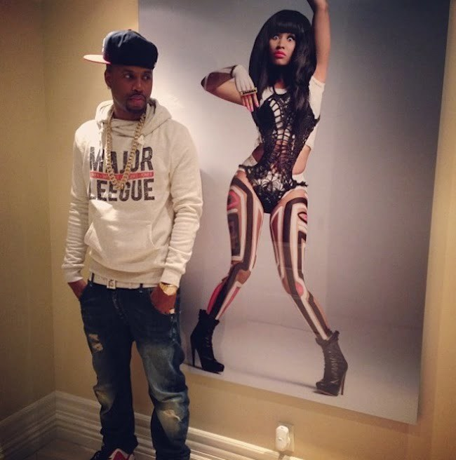 Safaree nicki minaj