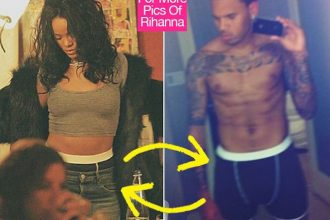 Did Rihanna And Chris Brown Secretly Hooked Up This Week?