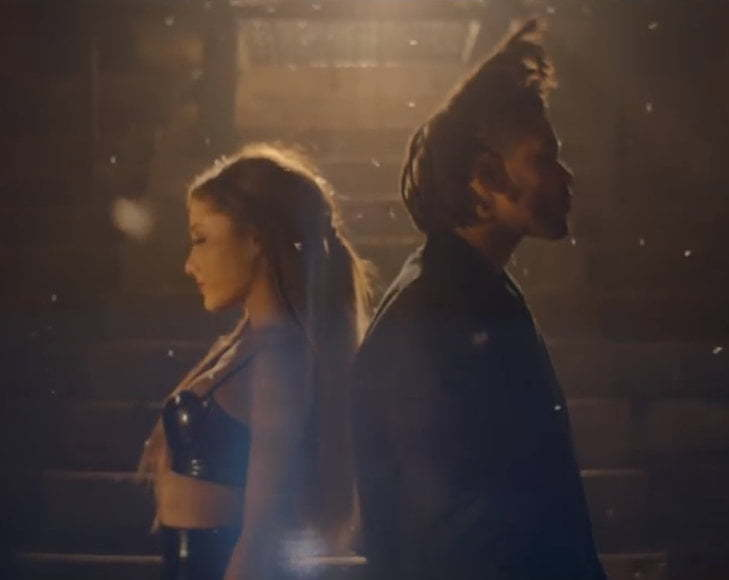 WATCH: Ariana Garnde Ft. The Weeknd - Love Me Harder ...