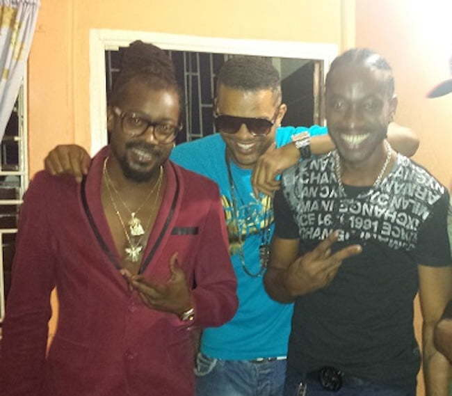 Beenie Man Bounty Killer and Esco