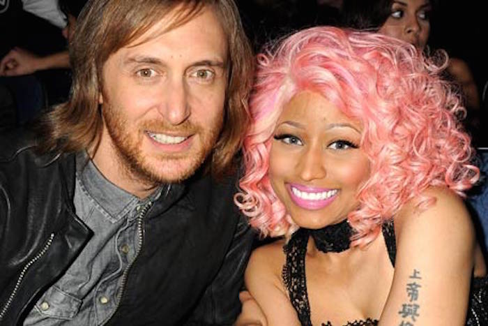 Guetta and Nicki