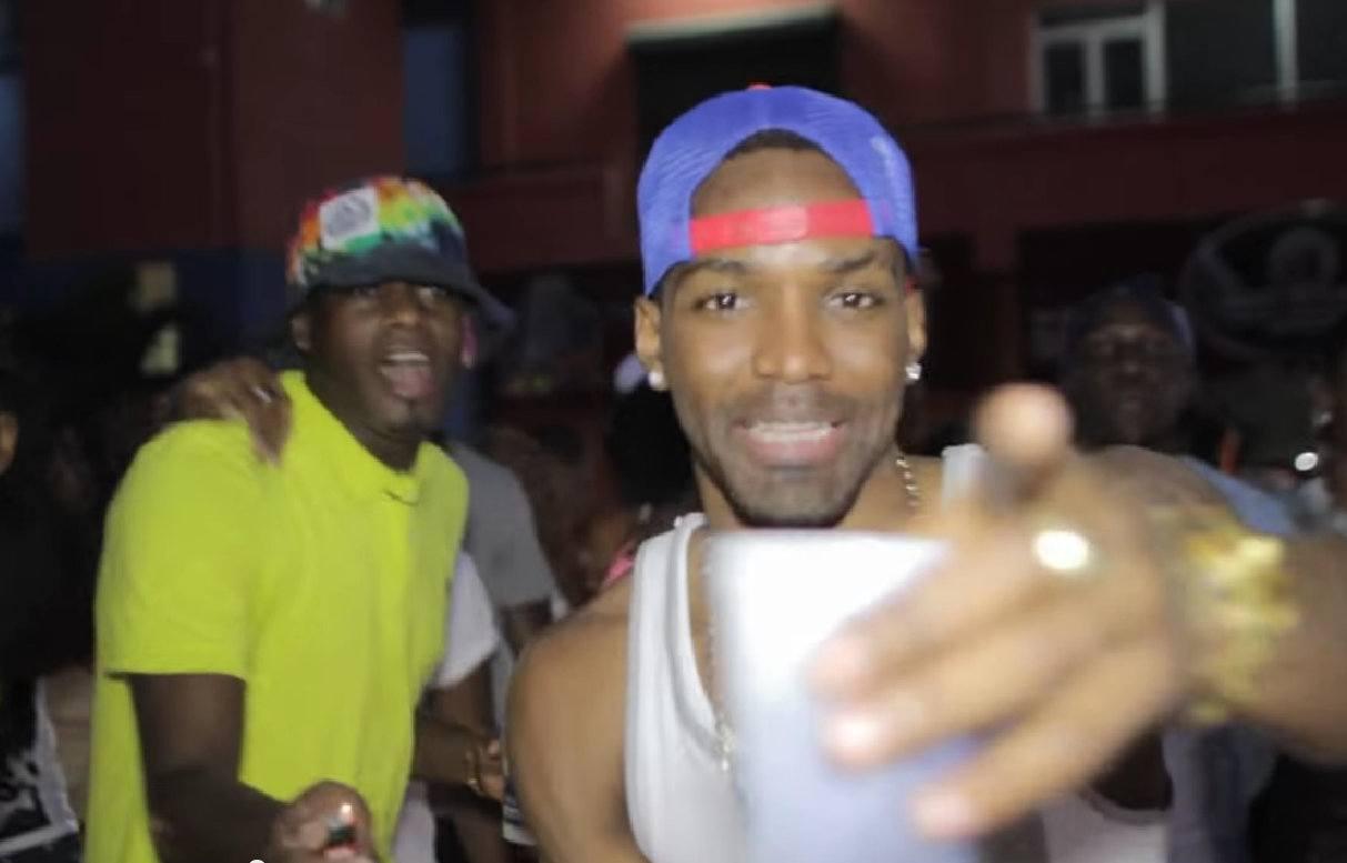 Konshens Caribbean Party video
