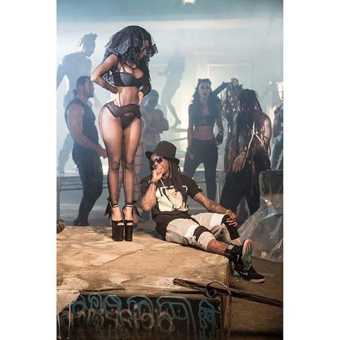 Lil Wayne and Nicki Minaj Only