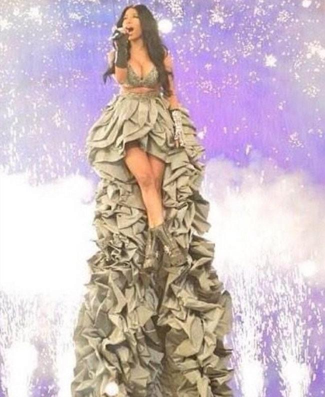 Nicki EMA