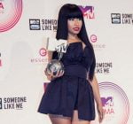 Nicki Minaj EMA Trophy