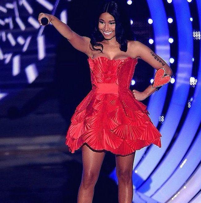 Nicki Minaj EMA