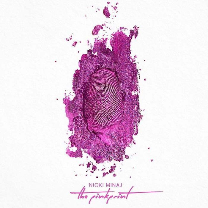 Nicki Minaj The PinkPrint artwork