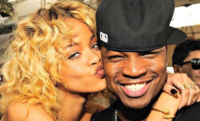 Rihanna and Ne-Yo