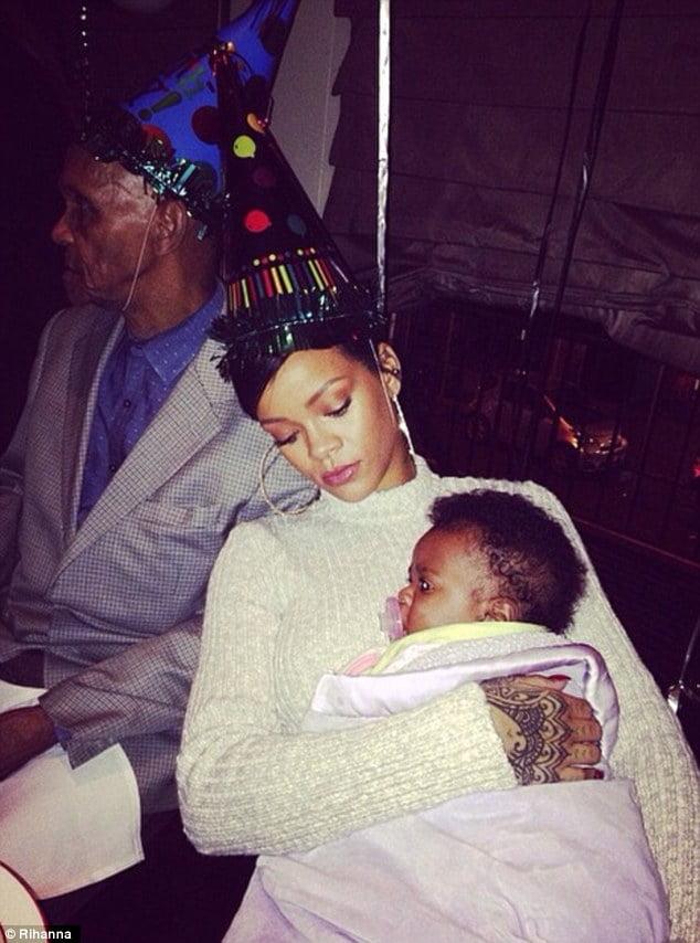 Rihanna neice