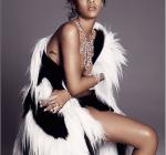 Rihanna Elle Mag