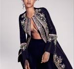 Rihanna Elle mag spread