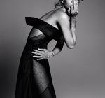 Rihanna Elle fashion mag