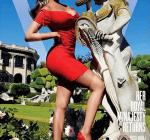 Nicki Minaj V Mag photo shoot
