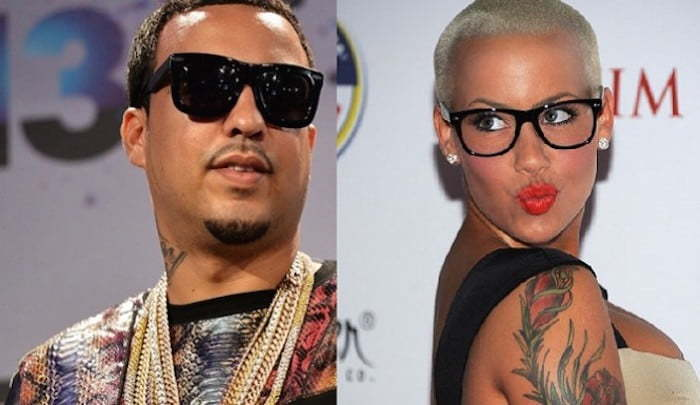 amber rose dating who