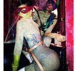 Rihanna halloween 2014