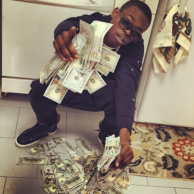 Bobby Shmurda money