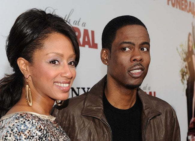 Chris Rock wife divorce