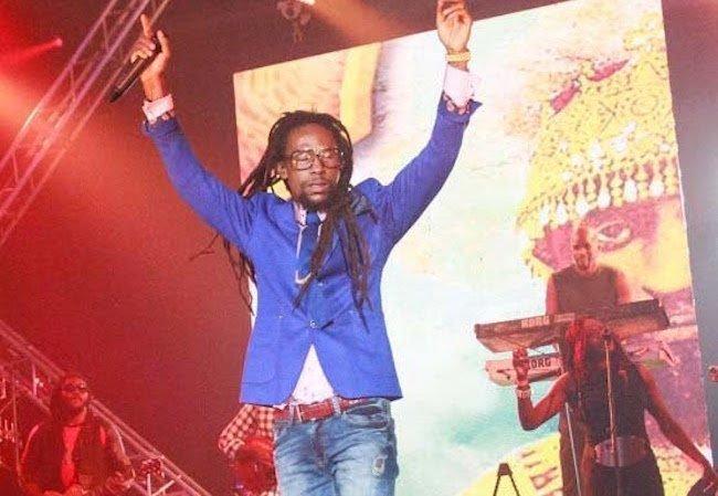 Jah cure European tour