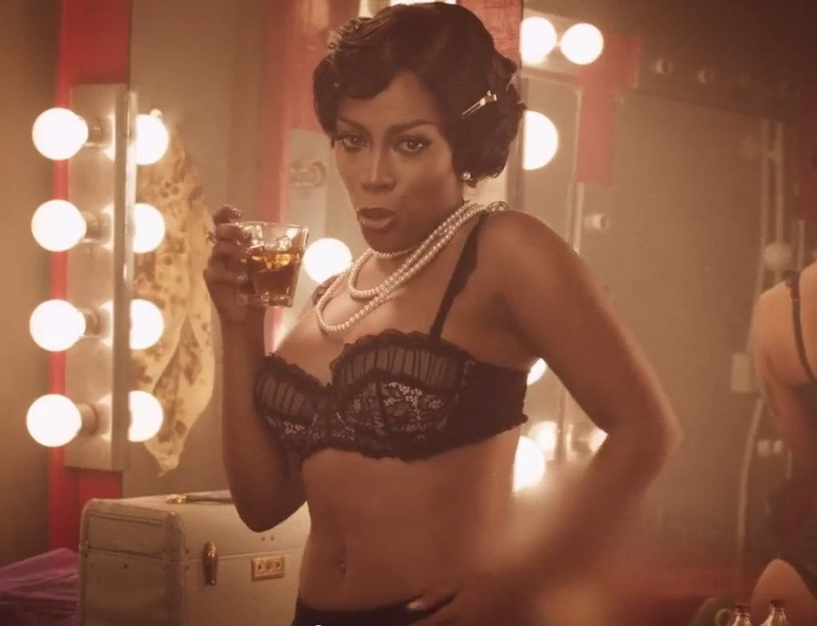 K Michelle Something About The Night