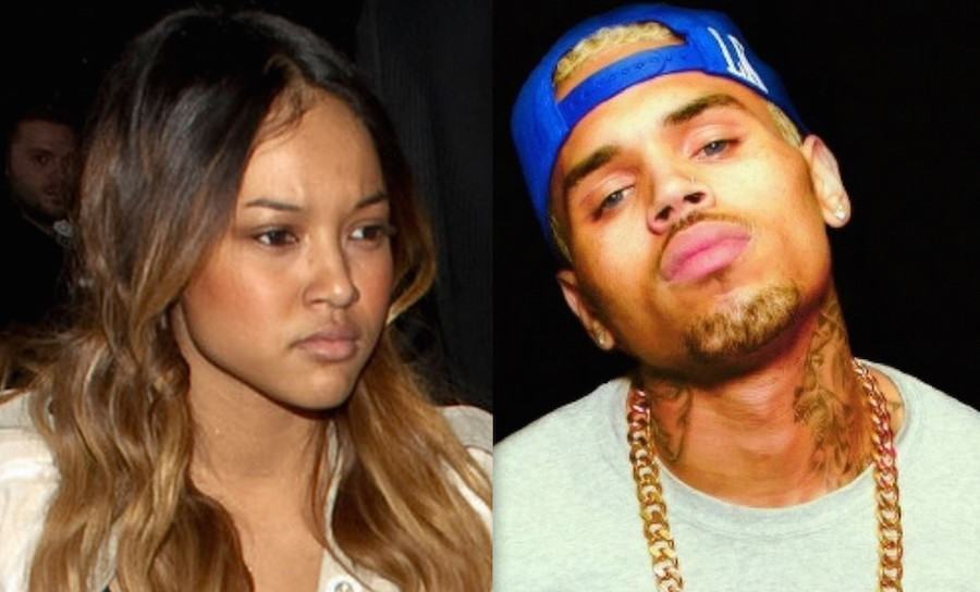 Karrueche Trans Leaked Cell Phone Pictures