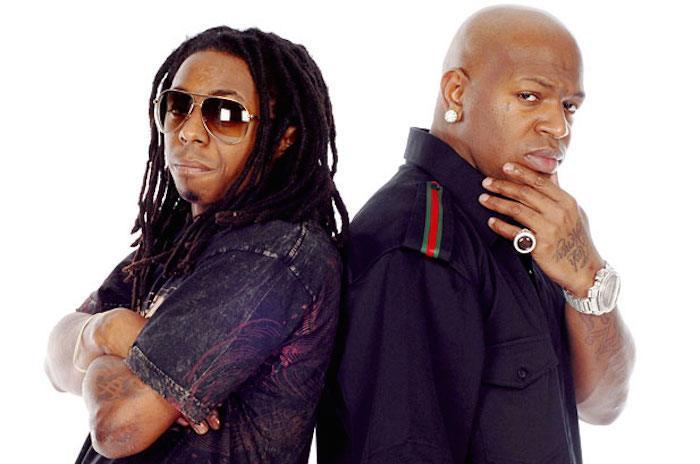 Lil Wayne and Birdman photo