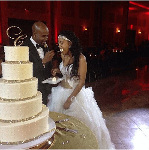 Memphis Bleek and Ashley Coombs wedding