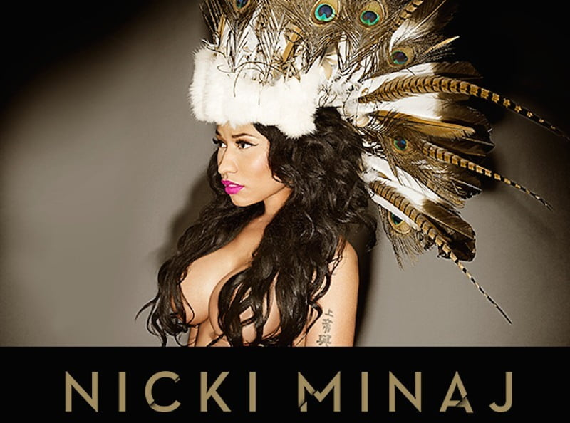Nicki Minaj PinkPrint