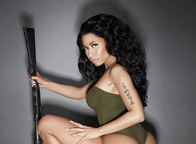 Nicki Minaj The PinkPrint Debut No. 2 With 244K Copies Sold In First Week