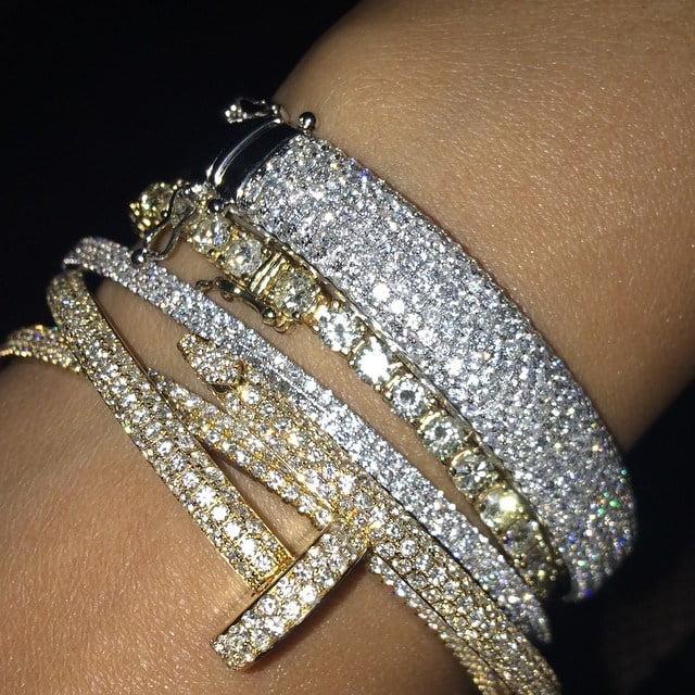 Nicki Minaj birthday gift