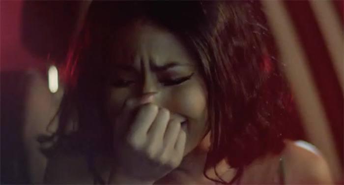 Nicki Minaj heartbreak