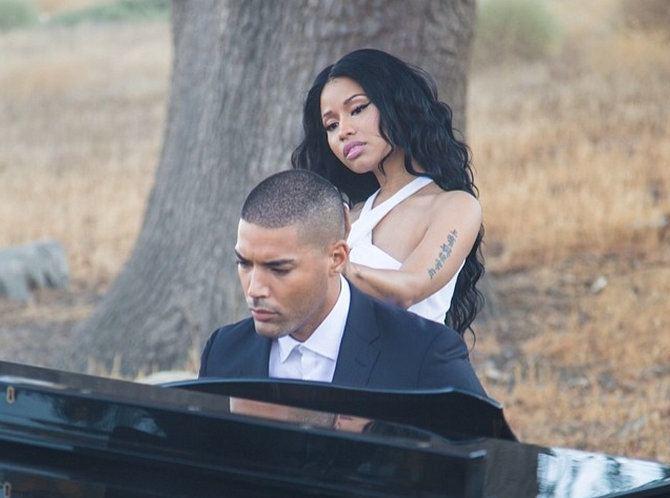Nicki Minaj movie