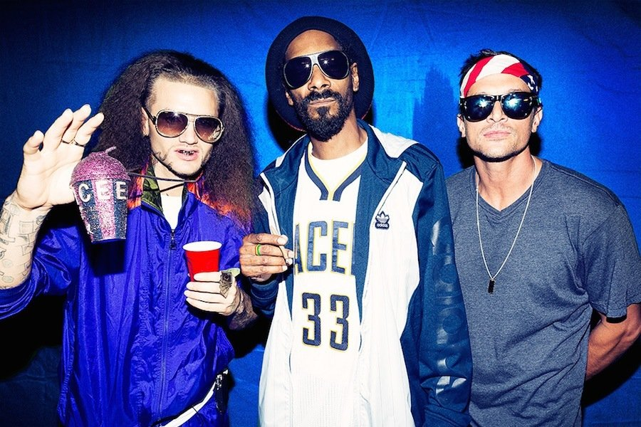 Riff Raff Snoop Dogg Collie Buddz