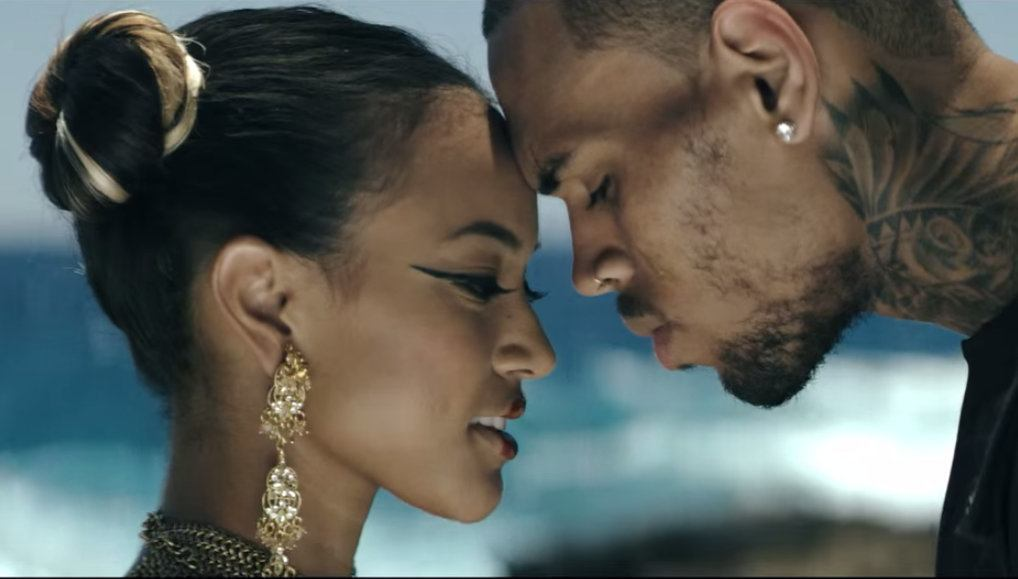 Chris Brown Autumn Leaves Video
