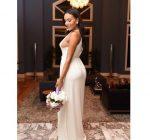 Eudoxie wedding dress