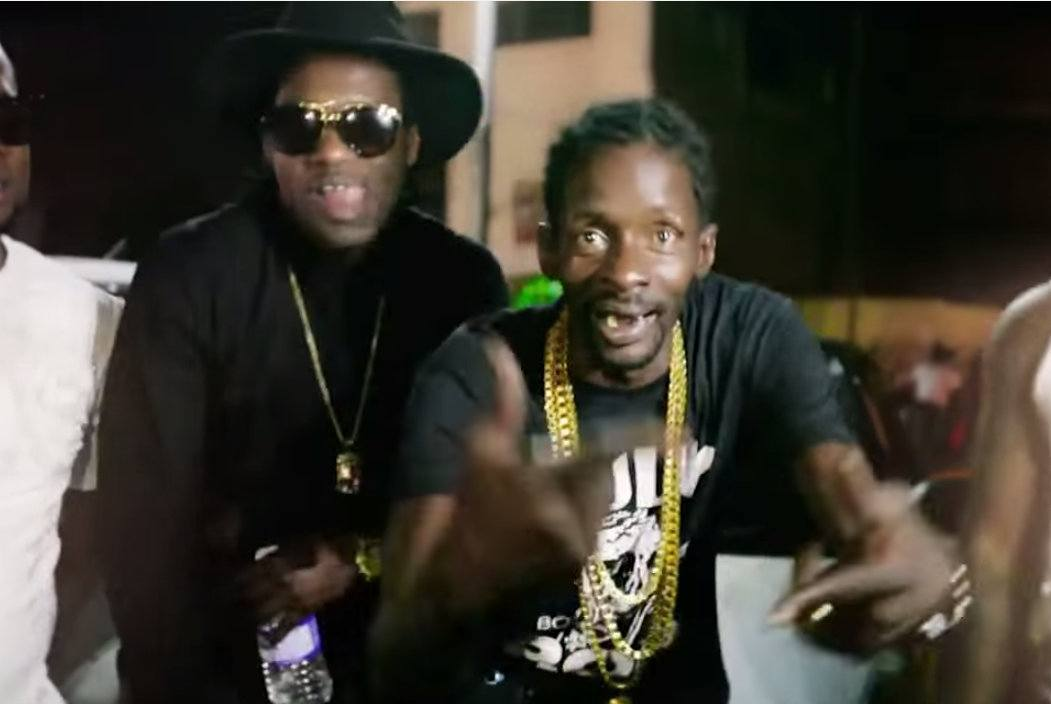 Gully Bop and M-Gee