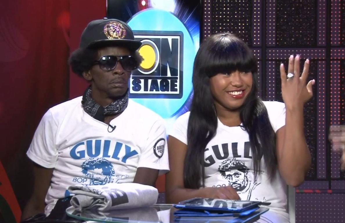 Gully Bop and Shauna Chin 2015